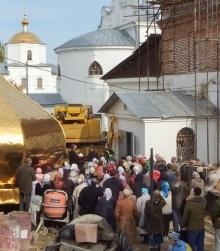 Киево-Николаевский Новодевичий женский монастырь г. Алатырь