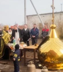 ХРАМ ПОКРОВА ПРЕСВЯТОЙ БОГОРОДИЦЫ — с. Корнеевка, Башкортостан