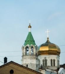 ВОЗДВИЖЕНСКАЯ ЦЕРКОВЬ — с. Сыростан, Челябинская область