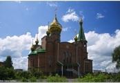 Свято-Воскресенский собор. Фотограф: Сергей Бережко © 2011
